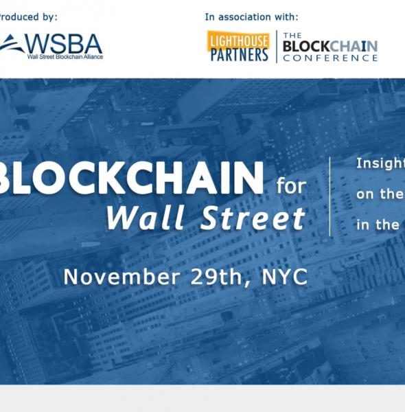 Blockchain for Wall Street 2017