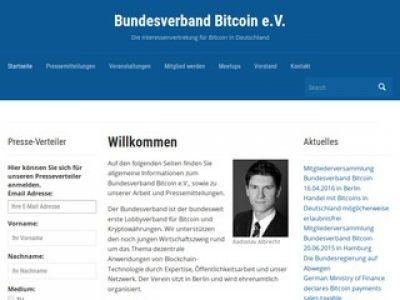 Bundesverband Bitcoin e.V.