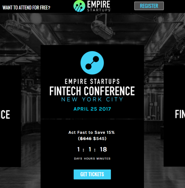Empire Startups FinTech Conference 2017